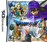 Dragon Quest V: The Hand of the Heavenly Bride (Nintendo DS)